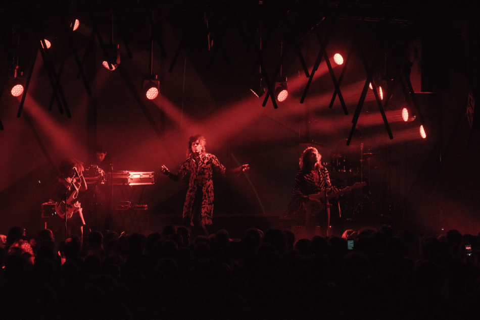 yves tumor live at Roskilde Festival 2019
