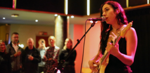Marissa Nadler live at Ideal Bar in Copenhagen