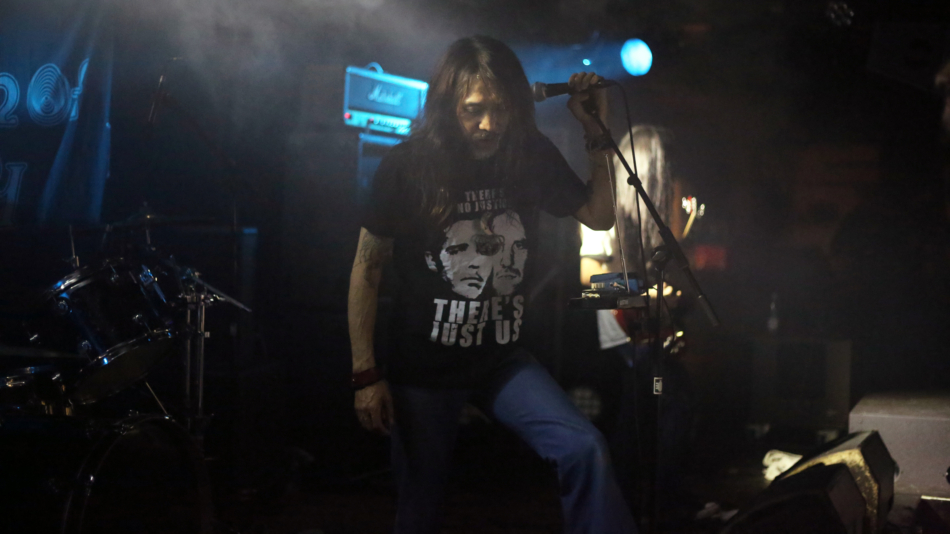 church of misery live at loppen christiania, copenhagen