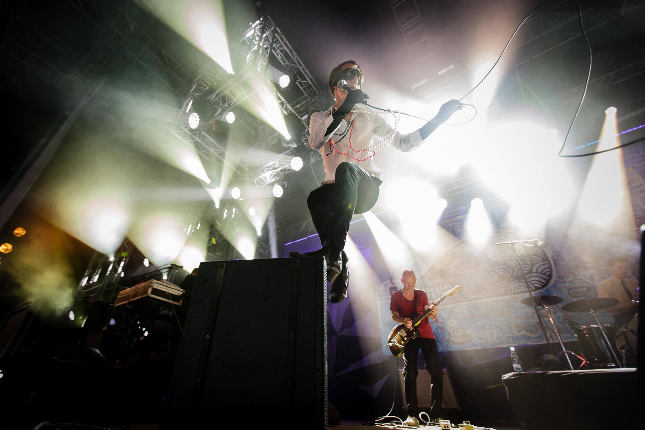 Bob Hund - Roskilde Festival 2015 (photo by Morten Aagaard Krogh)