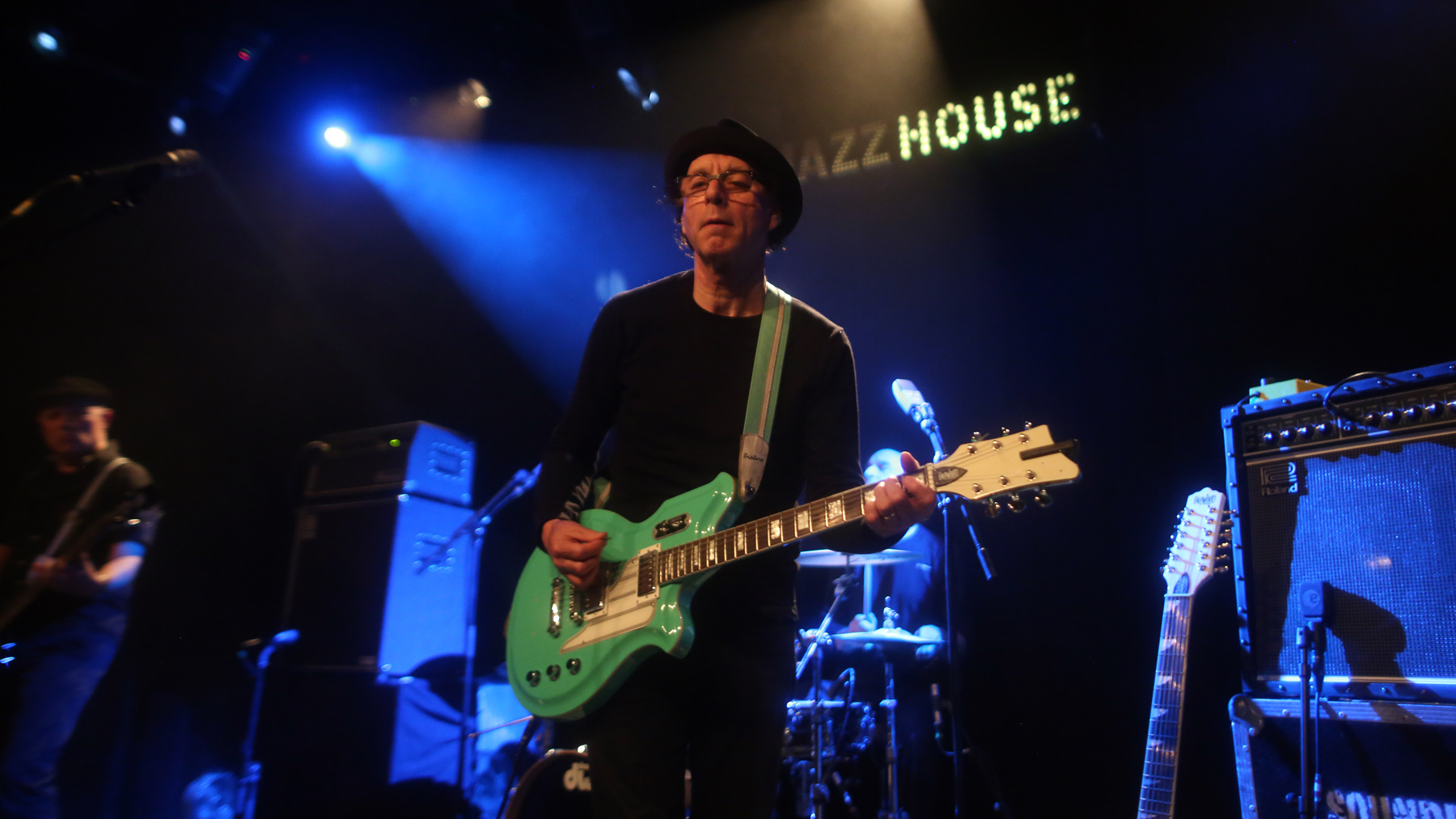 Wire at Jazzhouse