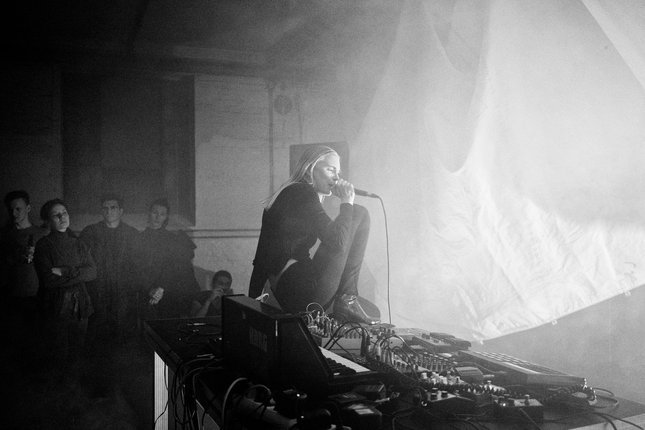 Puce Mary (photo by Morten Aagaard Krogh)