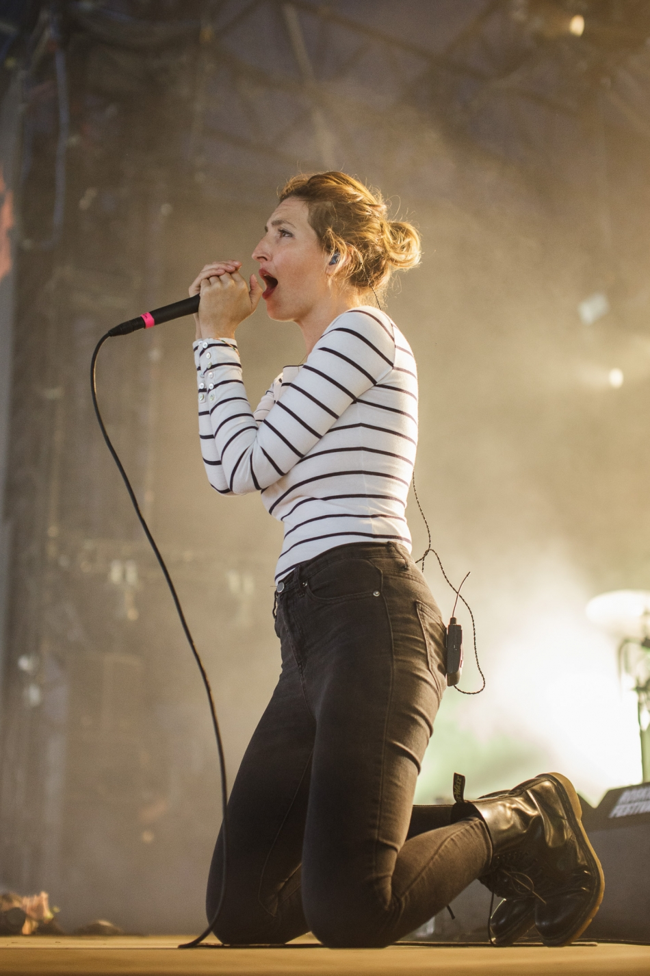 Warpaint live Roskilde FEstival 2017