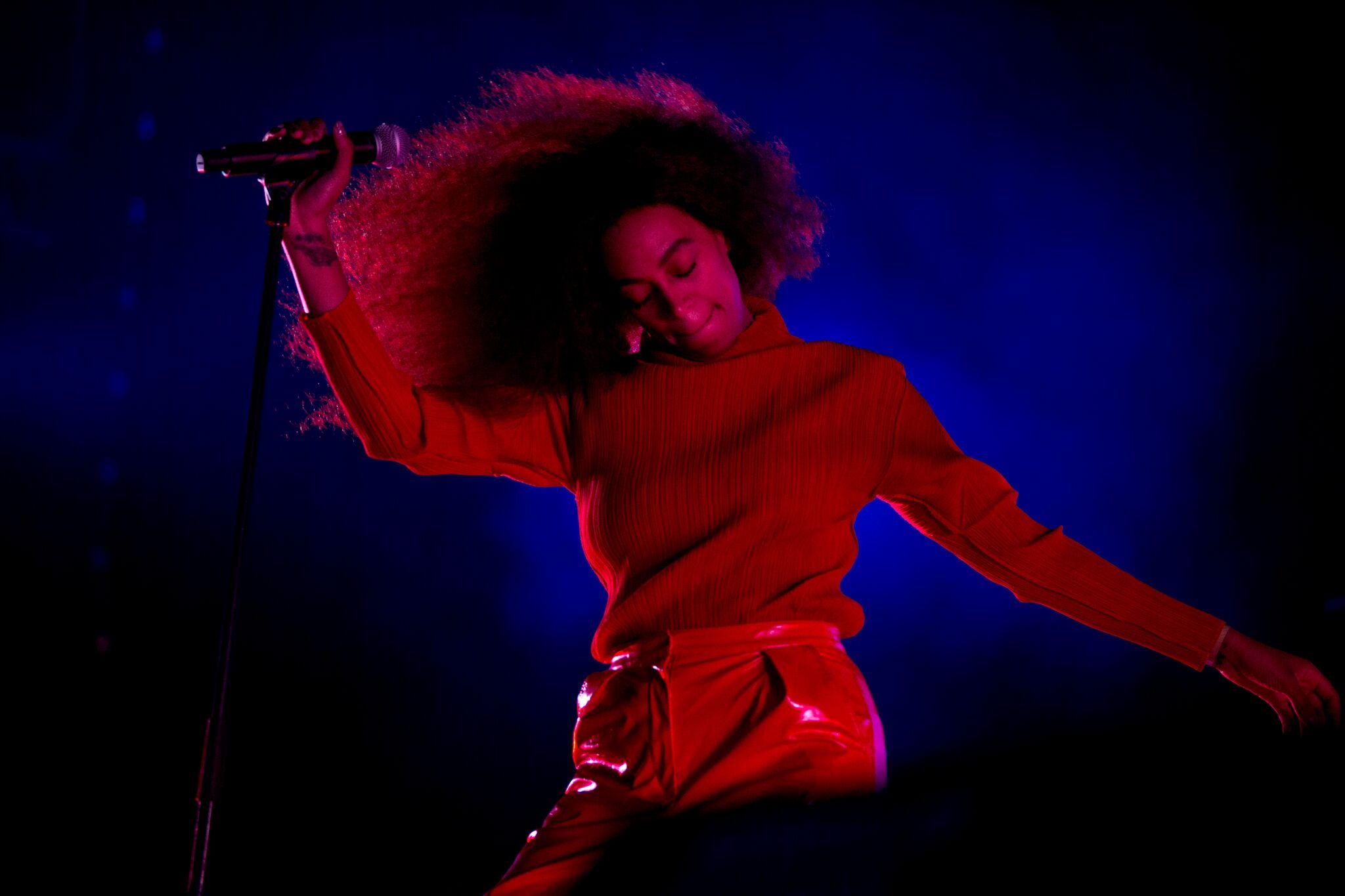 Solange live Roskilde Festival 2017