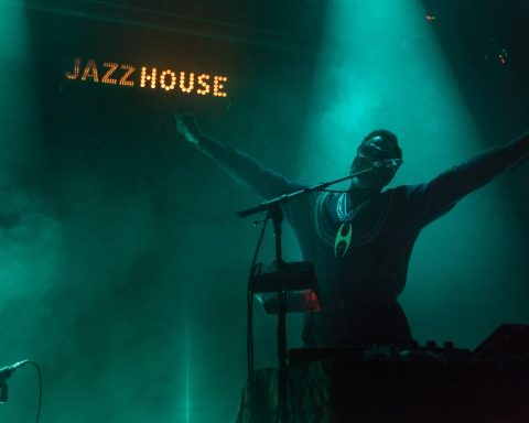 Shabazz Palaces live at Jazzhouse Copenhagen