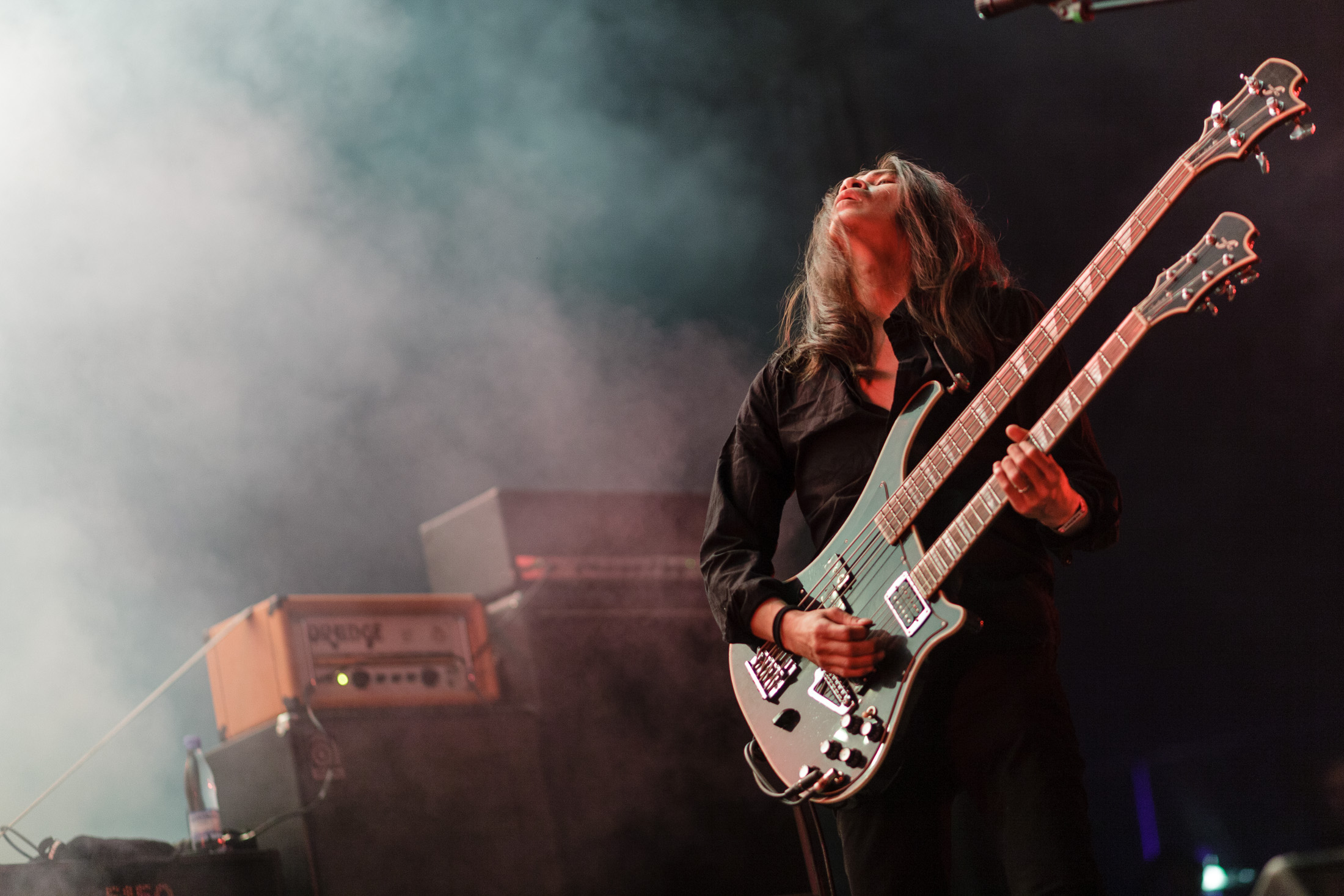 Boris live with Merzbow at Roskilde Festival 2018