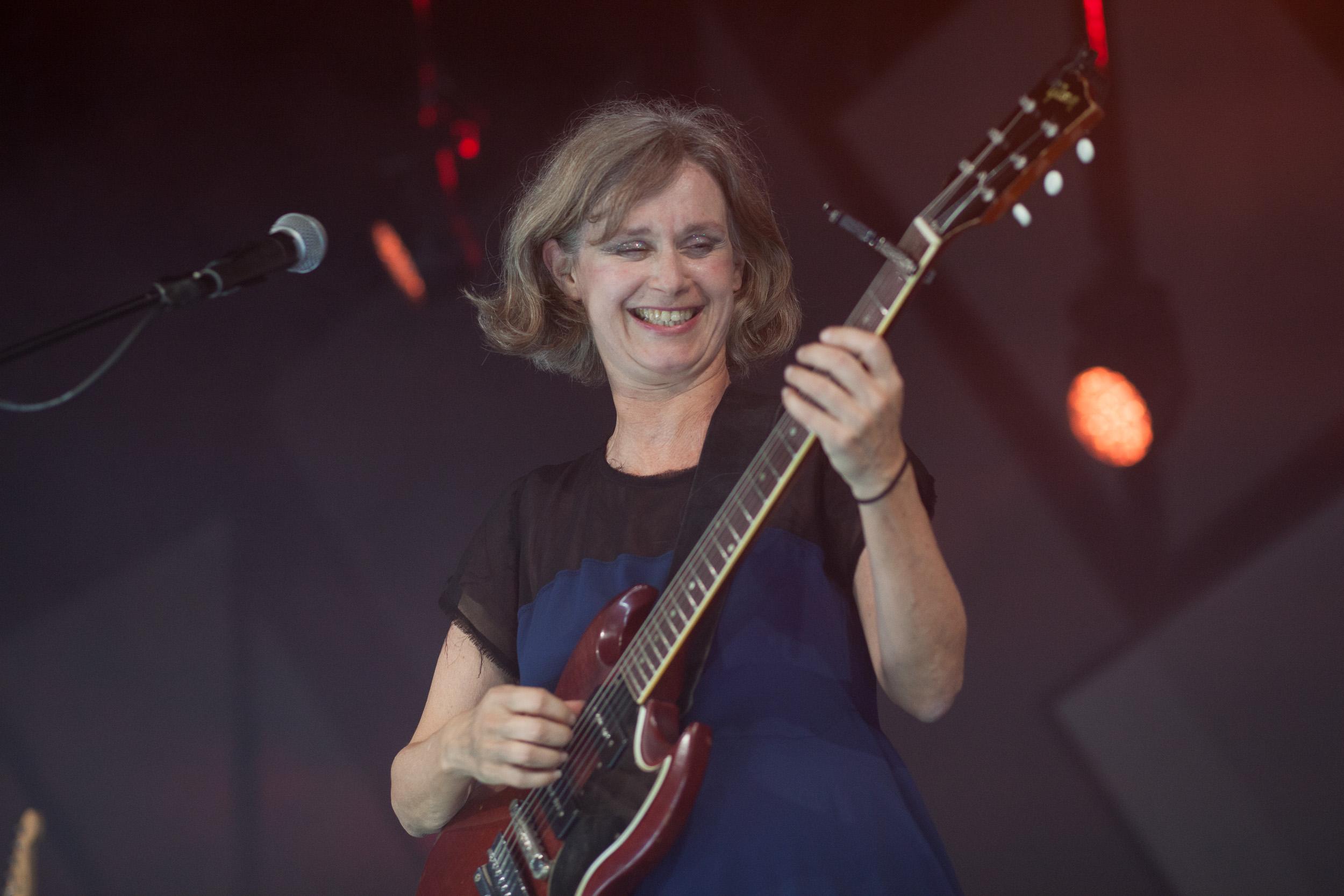 Juana Molina live at Roskilde Festival 2018