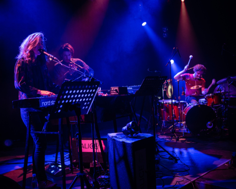 Tashi Wada Group with Julia Holter and Corey Fogel, live at Alice Copenhagen
