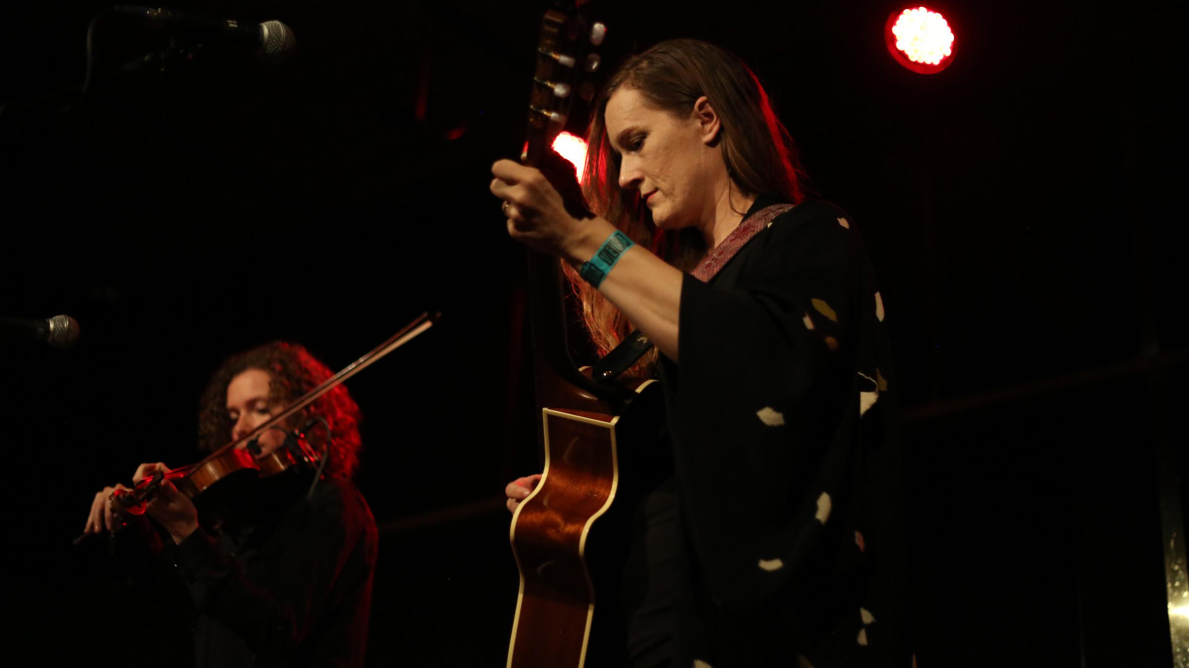 Laura Gibon live at Ideal Bar Copenhagen