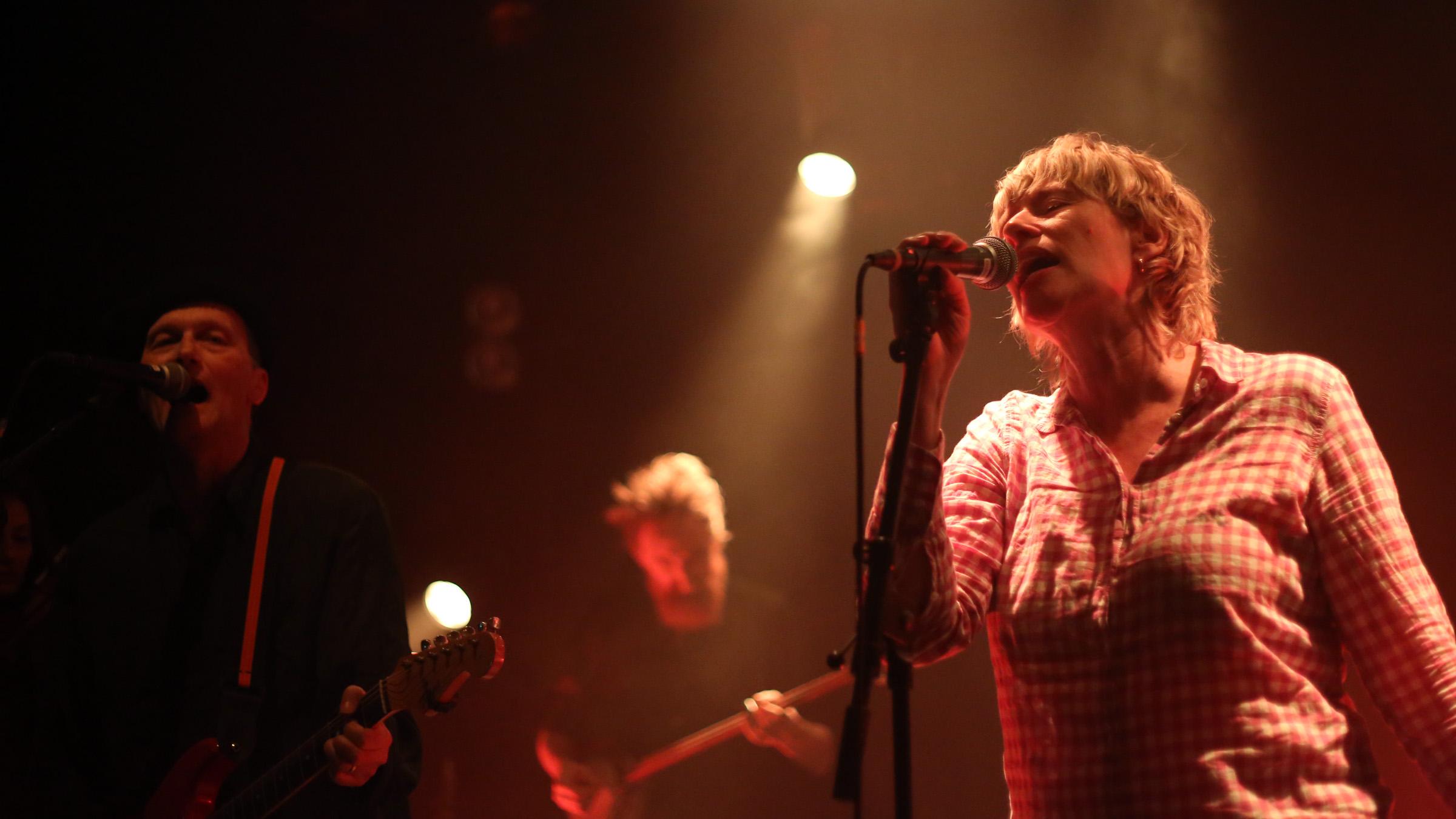 Mekons live at Alice in Copenhagen