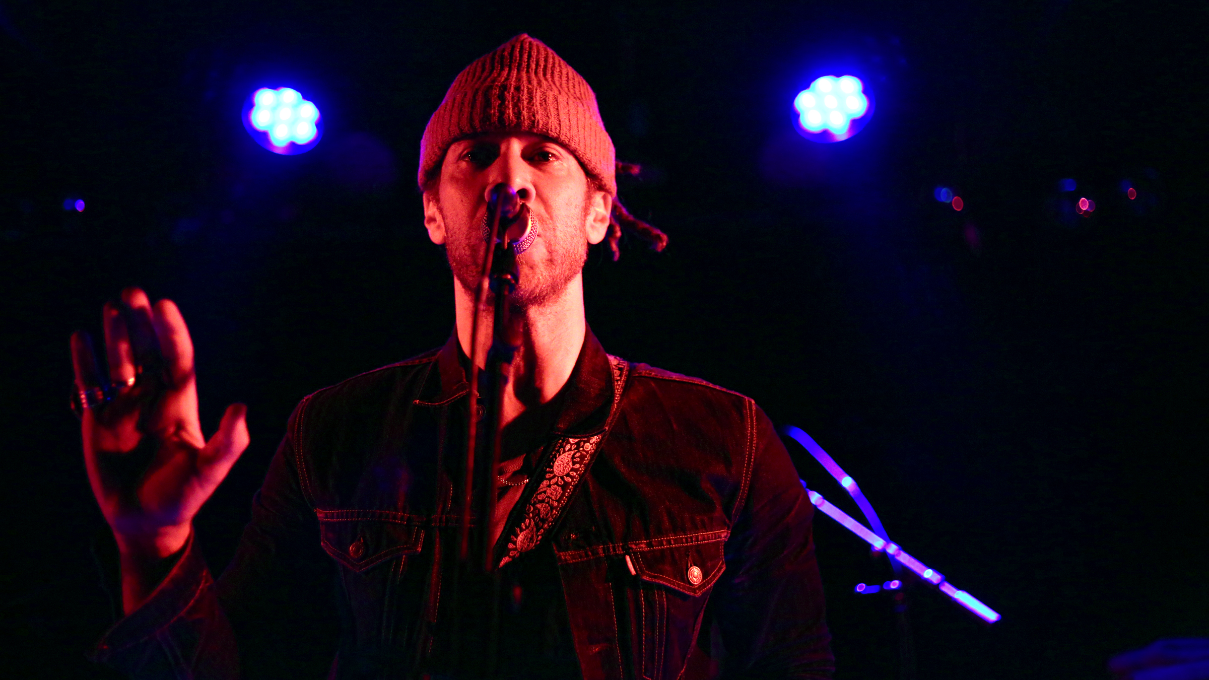 She Wants Revenge live at Loppen, Copenhagen