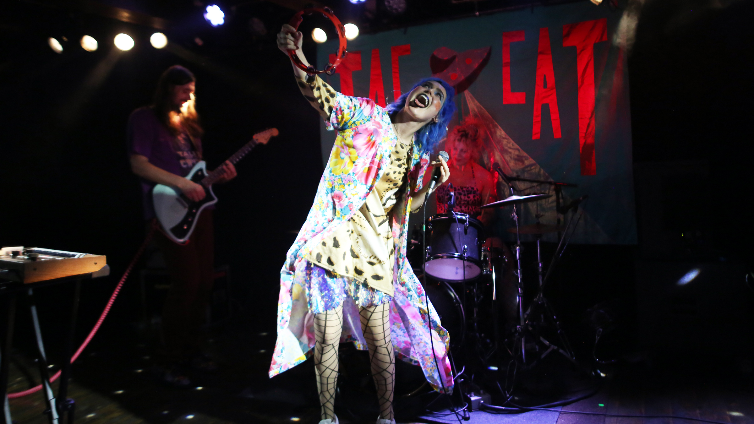 Tacocat live at Loppen Copenhagen