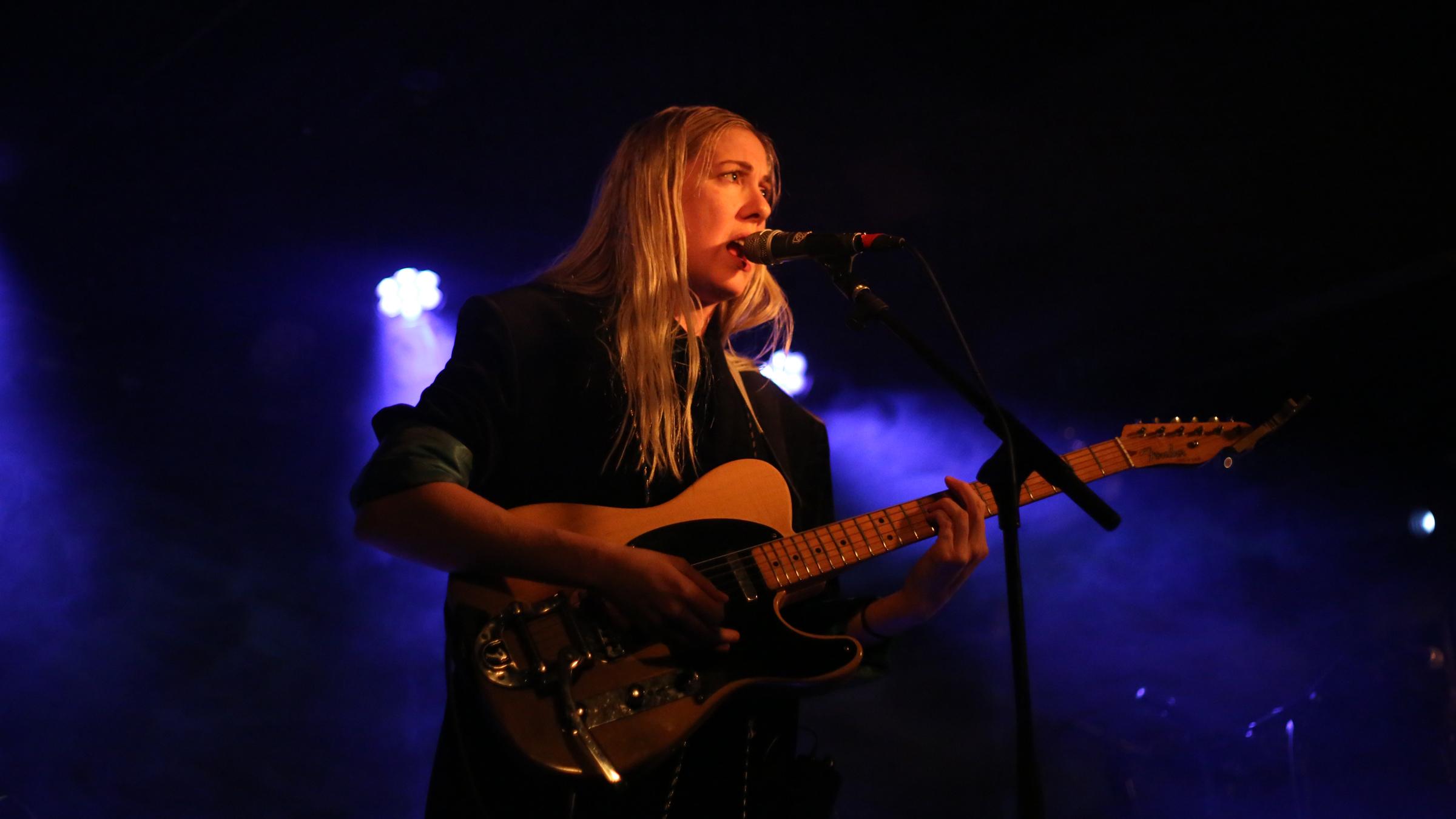 Torres live at Loppen in Copenhagen