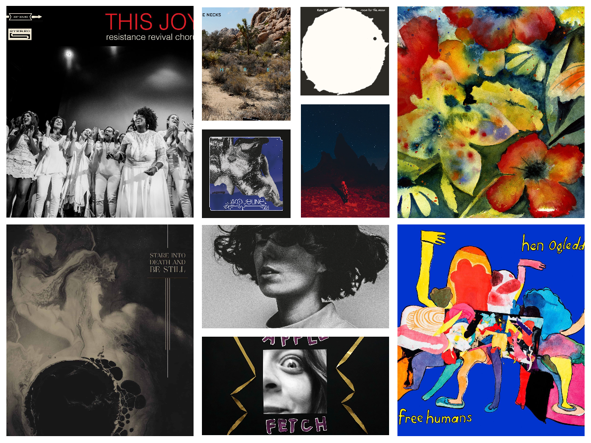 here today albums of 2020